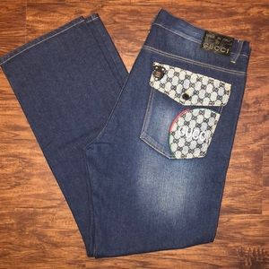 Gucci Jeans Size 40